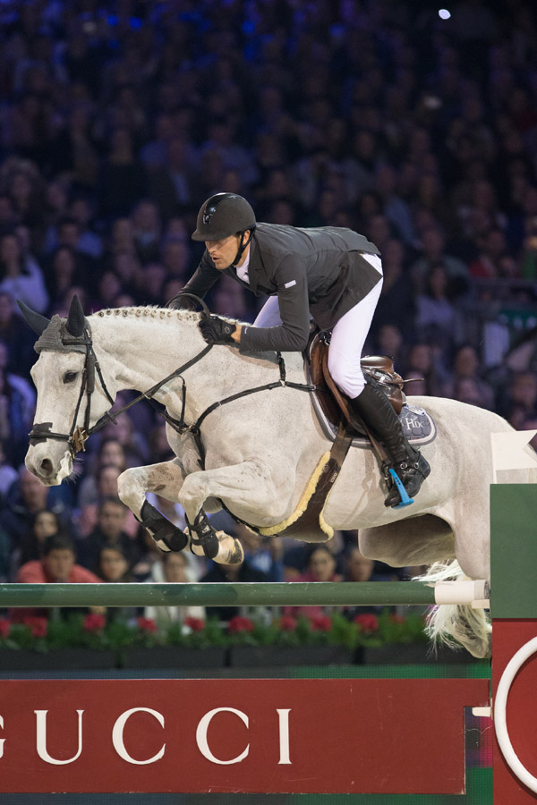 © Photographie Eric KNOLL. Gucci Masters 2013. Equestrian. Jumping