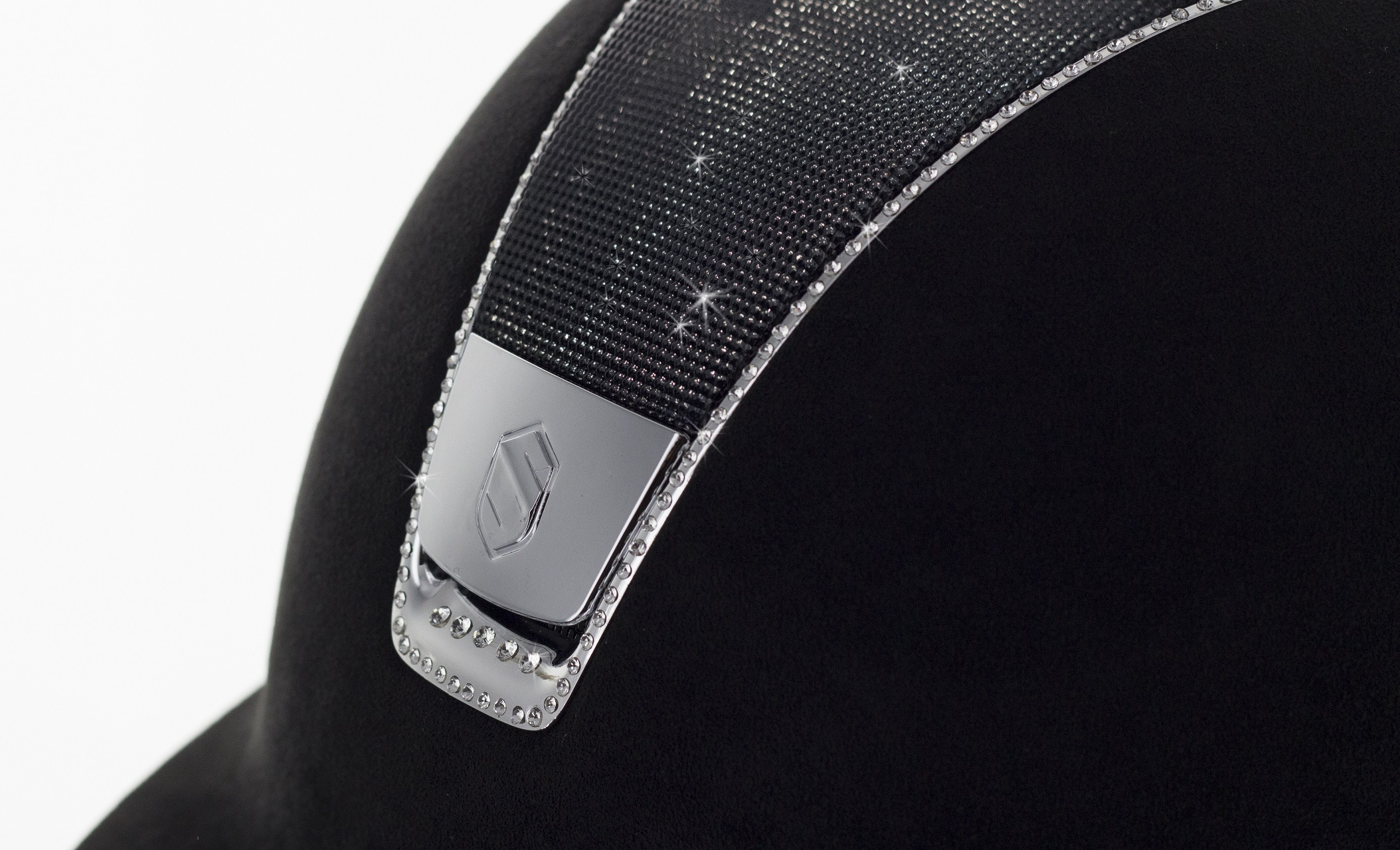 Premium-black-Shimmer-Swarovski-Samshield